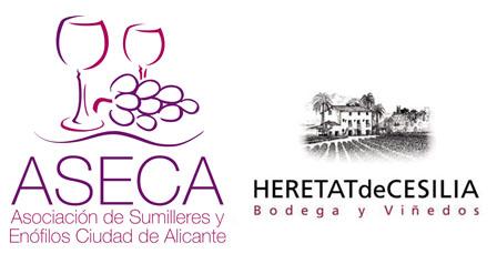 Concurso sumilleres de Alicante ASECA - Heretat de Cesilia