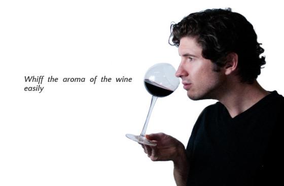 copa de vino para catas