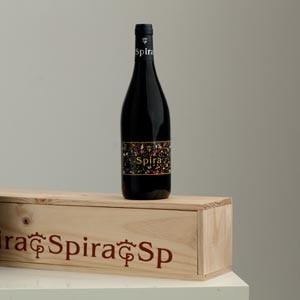 Caja 6 botellas Vino tinto Spira 2011