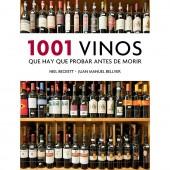 Libro ilustrado: 1001 vinos que probar antes de morir