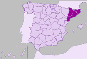 vinos de la region de Cataluña
