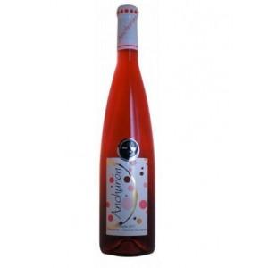 Vino rosado Anchurón 2010