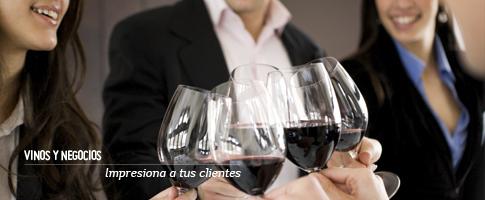 vinos para negocios