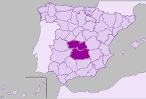 vinos de la region de Castilla La Mancha